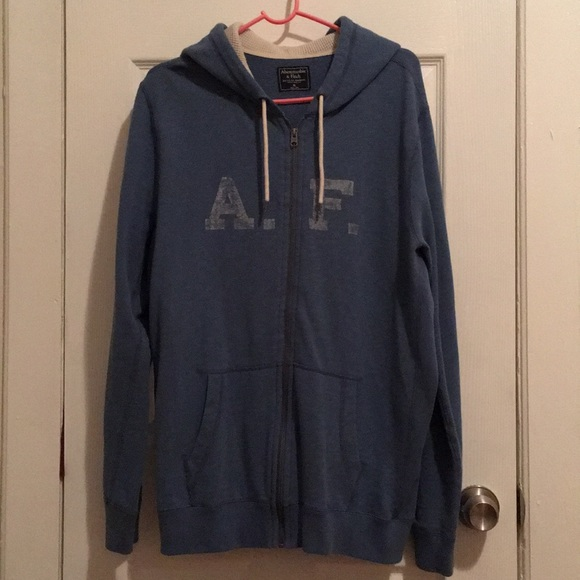 Abercrombie & Fitch Other - Men's A&F Zip Up Hoodie